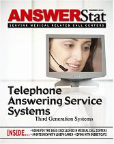 The Summer 2004 issue of AnswerStat magazine