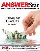 The Jun/Jul 2009 issue of AnswerStat magazine