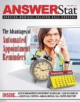 The Aug/Sep 2009 issue of AnswerStat magazine