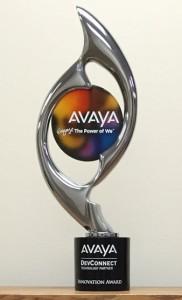 Avaya award